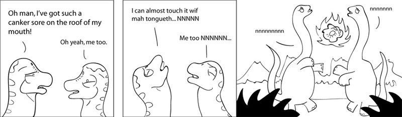 Unbearable Comics dot com : parentheses-8-17-2006